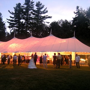 DesignLight new hampshire wedding lighting
