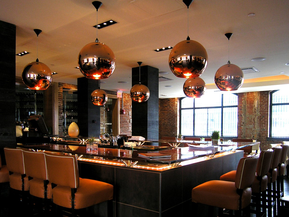 lighting for restaurant. Comprehensive Knowledge Of Industry Standards Lets Us Build The Perfect Setting For Your Office, Home Restaurant Or Business. Lighting