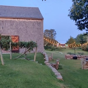 DesignLight Bourne Farm wedding lighting