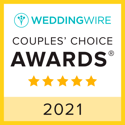 Wedding Wire Couples' Choice Awards 2021 Logo
